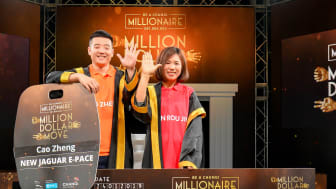 'Be A Changi Millionaire' 2018 Grand Draw