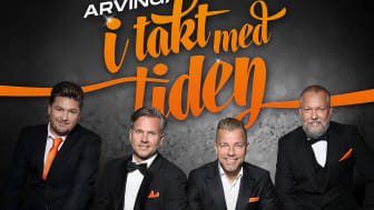 """Arvingarna """"30 år i takt med tiden"""""""