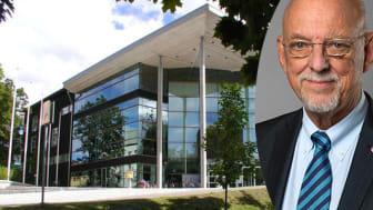 EU-minister Hans Dahlgren inviger Europa Direkt-kontoret i Härnösand