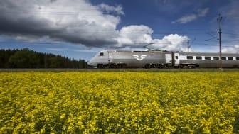 SJ lanserar nytt tågluffarkort för sommaren 2021