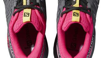 Salomon Speedcross Vario W, dark cloud hot pink top