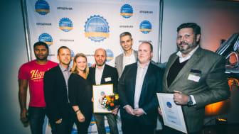Intersport, vinnare Bästa Intranät, EPiServer Awards 2014