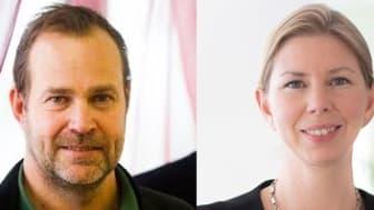 Tomas Harrysson och Anna Sörelius Nordenborg
