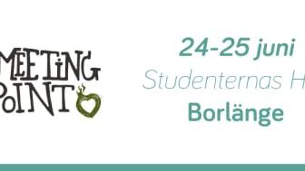 Var en del av lösningen på The Meeting Point 24-25 juni i Borlänge! #tmp13