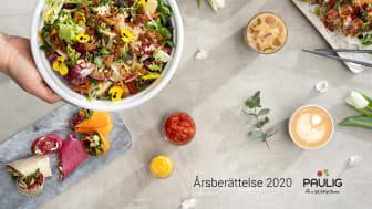 Pauligs årsredovisning 2020: Den nya hållbarhetsstrategin banar väg för en hållbar livsmedelsindustri