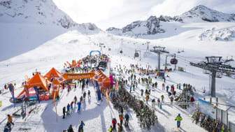 Seit 30 Jahren lädt SportScheck zum größten Materialtest der Alpen.