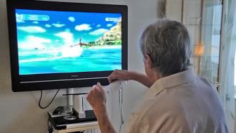 Nintendo Wii hjälper Alzheimerspatienter