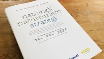 Näringens nationella naturturismstrategi, publicerad juli 2018.