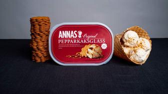 Annas Pepparkakor är tillbaka i ny skepnad – lanserar glassig nyhet
