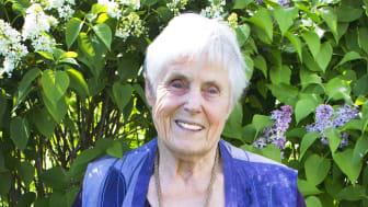 RFSU-pristagaren Elsie Johansson