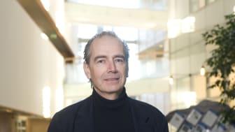 Dag Winkler, professor i fysik