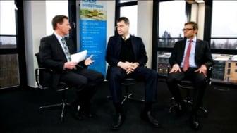 Interview Staatsminister Dr. Söder und Reimund Gotzel zum Breitbandausbau in Bayern