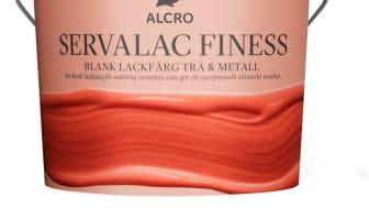 Servalac Finess Blank