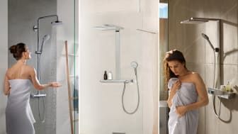 Dusjsystemer finnes i mange varianter. Hvordan finner du den rette dusjen for deg?