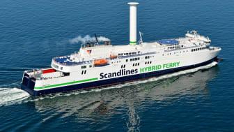 Reederei & Passagiere werden vom Wind angetrieben