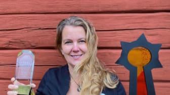 Linn Sönstebö Mossberg är Årets Sola