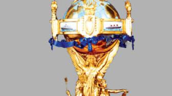 Scandlines' prestigefyldte trofæ krydser Atlanten