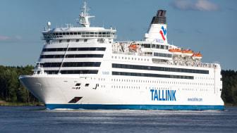 Tallink Grupp omdirigerar fartyget Isabelle till rutten Paldiski-Kapellskär från 7 juni 2020