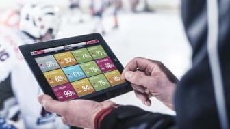 Uusi Polar Team näyttää pelaajien reaaliaikaiset syketiedot iPadilla
