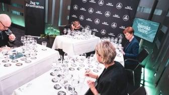 I juryn ingick Anders Melldén, Linda Peréz, Mischa Billing och juryns ordförande Gunilla Hultgren Karell.