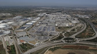 Ford fortsetter sin plan mot full elektrifisering med økt produksjonskapasitet for batteripakker og produksjon av ny hybridmotor på sin fabrikk i Valencia
