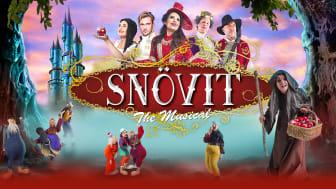 Snövit – The Musical blir första familjeföreställningen på Sara kulturhus