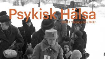 Dödshjälp och de finska krigsbarnen i nya numret av Psykisk Hälsa