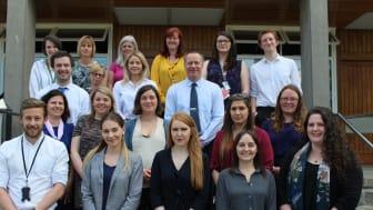 New home-grown teachers boost Moray's schools