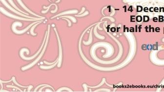 Ge bort en e-bok ur KB:s samlingar i julklapp – nu till halva priset!