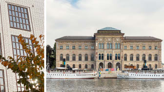 Kvarteret Vårdtornet i Norrköping och Nationalmuseum, Stockholm