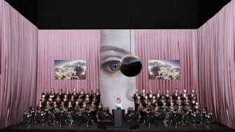 Mozarts Requiem på Folkoperan  – barnens bokslut över livet
