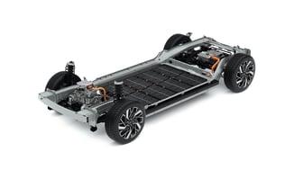 KIAs nye elbilplatform giver øget udviklingsfleksibilitet, kraftfulde køreegenskaber, længere rækkevidde, styrkede sikkerhedsfunktioner og mere plads til personerne i bilen og deres bagage.