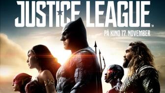 Justice League - Limited Edition - et samarbeid mellom POLICE og Warner Bros