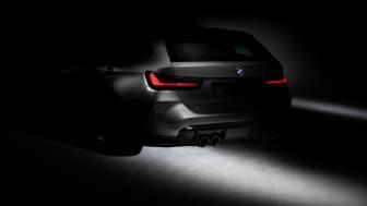 Tester av BMW M3 Touring inleds i Tyskland