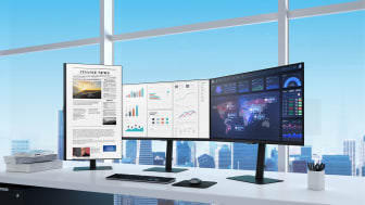 [Photo] Samsung Launches New High-Resolution 2021 Monitor Lineup 6