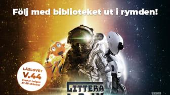 Litteralajk arrangeras för femte året i rad av Västerås stadsbibliotek.