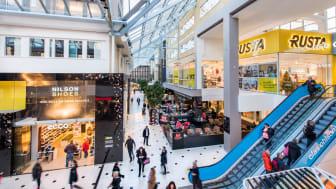 Solna Centrum. Foto: URW