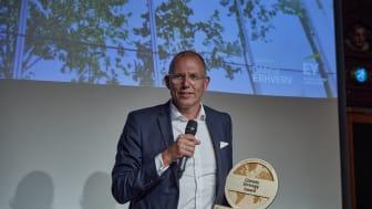 """DSV vinder dansk klimapris: """"Frontløber i sektoren"""""""