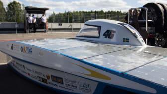 Solbritt, JU Solar Teams solbil