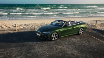 Helt nye BMW 4-serie Cabriolet: Toppløs kjøreglede for fire