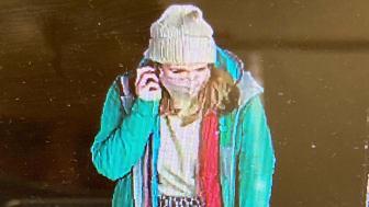 Missing: Sarah Everard captured on CCTV earlier on the evening she went missing