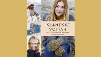 Ny strikkebok; Islandske vottar