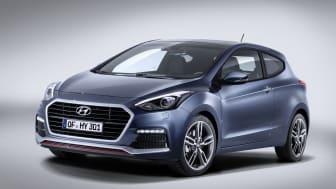 Nye Hyundai i30 Turbo