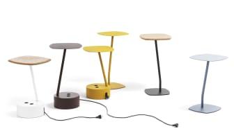 Lammhults lanserar bordet Add Cable Table