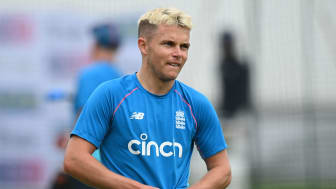 All-rounder Sam Curran (Getty Images)