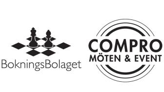 Nu går BokningsBolaget och Compro Möten & Event ihop och samlas under Mice BokningsBolaget AB