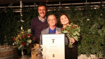 Raphael Fellmer, Tina-Marie Qwiberg och Susanne Jonsson