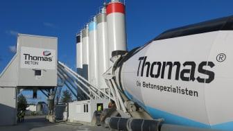 Thomas Beton, Tyskland, Specialisterna på betong