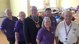 Support for stroke survivors in Rochdale grows with launch of new group