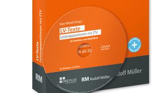 LV-Texte – Leistungspositionen mit ZTV für Hochbau und Objektbau (3D/tif)